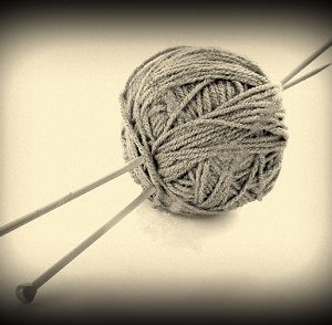 Prace na drutach